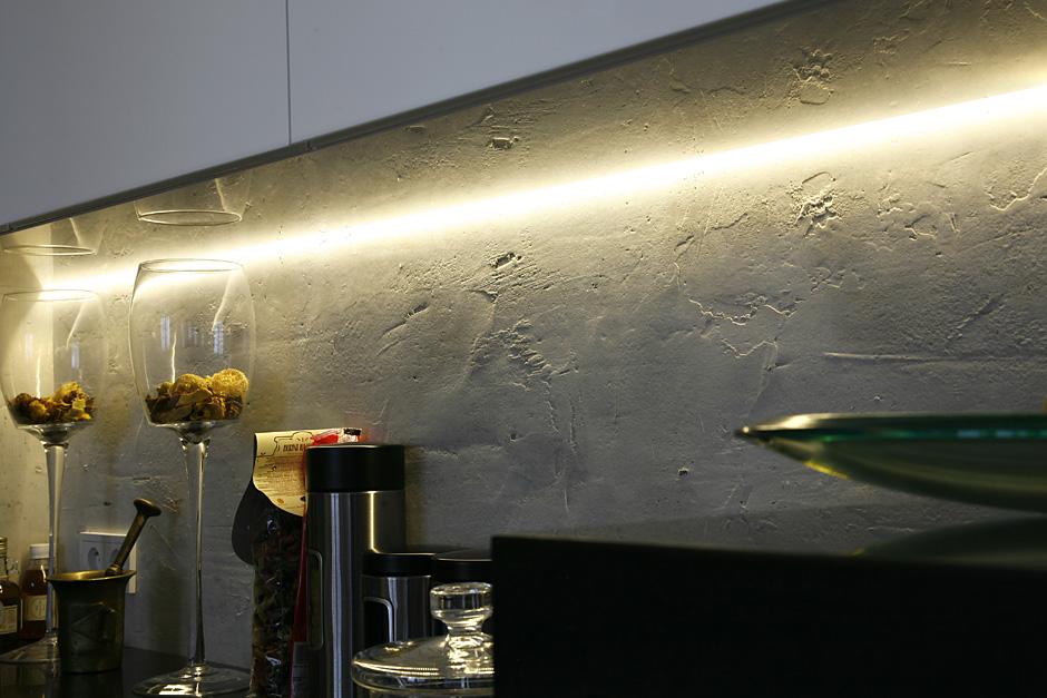 Beton artystyczny w kuchni