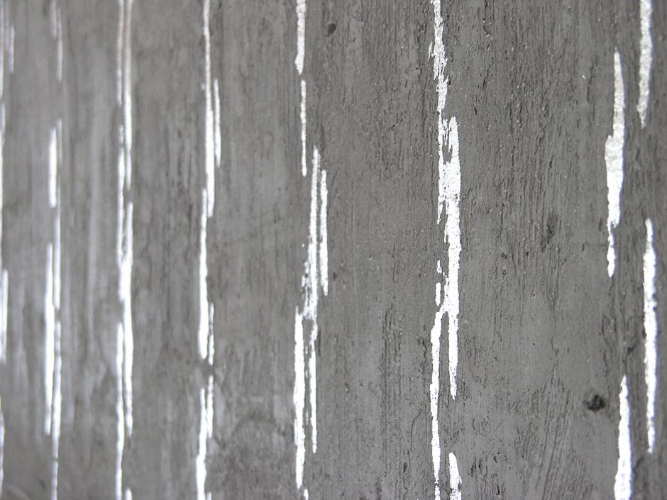 Srebro łączone z betonem