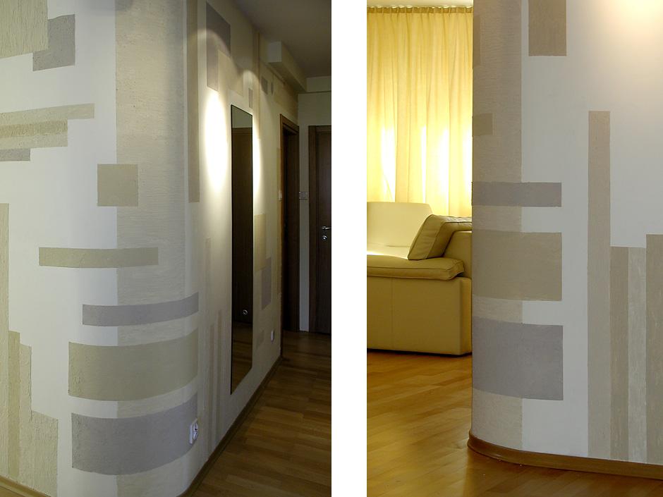 Ściana geometryczna